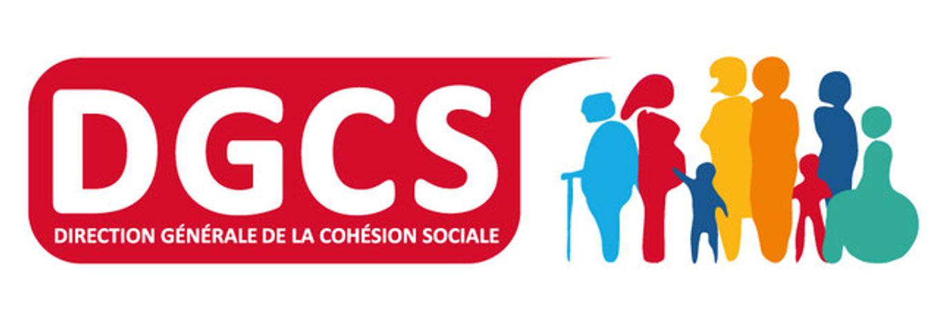 Logo direction générale cohésion sociale