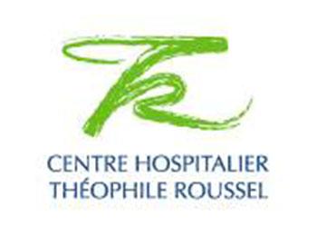Logo centre hospitalier Theophile Roussel