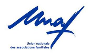 Logo union national des associations familiales UNAF