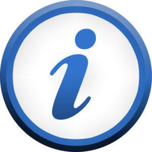 Icône Info